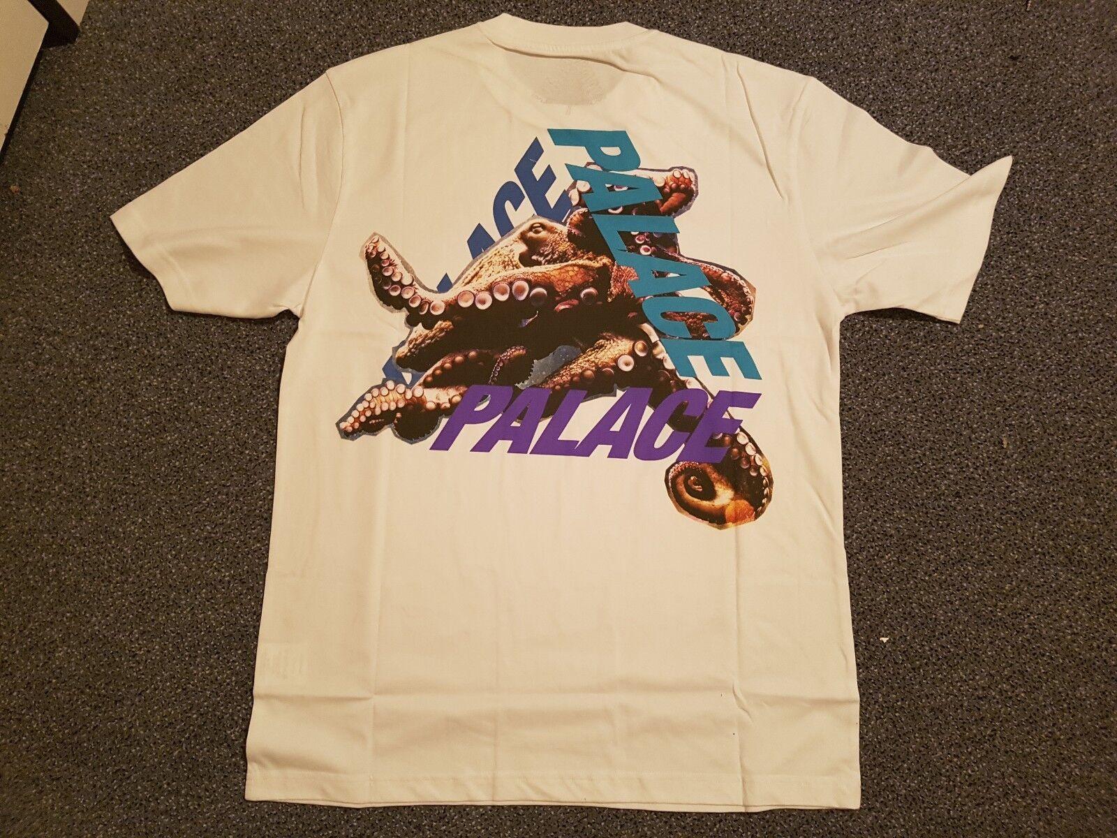 Palace Octo T-Shirt Cherry ROT Rot S M L XL Triferg shirt tee logo Supreme NEW