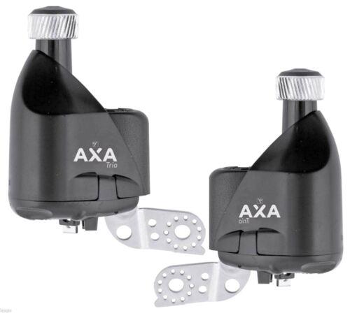 AXA Trio Bottle Dynamo STEEL WHEEL-R /& L Bicycle Bike Light 6 V//3 W left