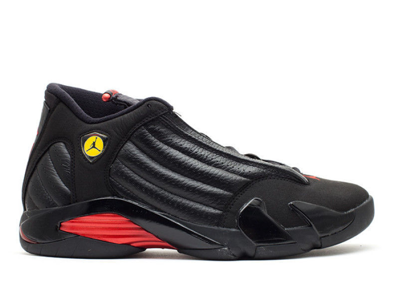 Nike Air jordan 14 Retro LAST SHOT US MENS SIZES 11 487471-003 Basketball Shoes Cheap women's shoes women's shoes