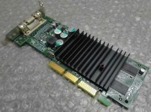 128MB Dell 0G0773 G0773 Nvidia Geforce Fx 5200 DVI AGP Carte Graphique Vidéo