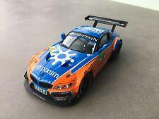 Carrera Digital 132 30744 BMW Z4 GT3 Schubert Motorsport No. 20 Karosse+Chassis
