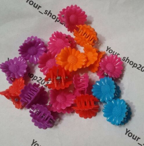 16 Assorted Small mini Clips Claws Clamps Wedding Party Hair Accessories