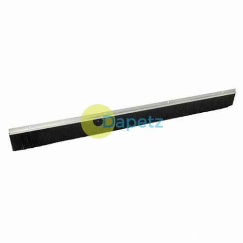 Garage Door Brush Strip Draught Excluder Excluders Seal Aluminium
