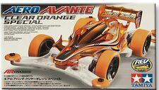Tamiya 95083 1/32 Mini 4WD REV AR Chassis JR Aero Avante Orange Special Limited