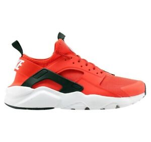 Details about Nike Air Huarache Run Ultra Mens 819685-606 Habanero Red  Running Shoes Size 7.5