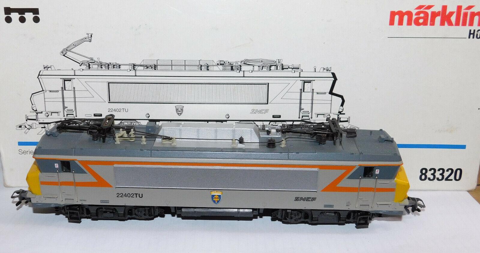 ordina ora goditi un grande sconto MARKLIN 83320 SNCF BB 22200  22402TU DELTA DELTA DELTA DIGITAL  HO GAUGE  fantastica qualità