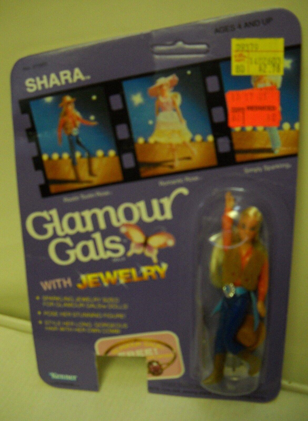 Kenner Glamour Gals con joyas Shara en Rootin Tootin rosado ver descripción