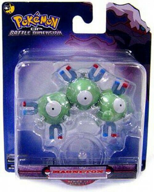 Nuevos productos de artículos novedosos. Pokemon Diamante & Perla serie 11 figura magnetón magnetón magnetón de  respuestas rápidas