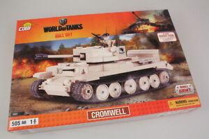 Cobi-3002-Set-Costruzioni-Cromwell-World-of-Tanks-505pz-modellismo