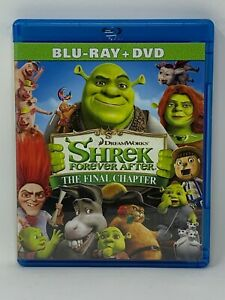 Shrek Forever After 2010 Blu Ray Buy 5 Get 1 Free Pay 3 Shipping Once Ebay