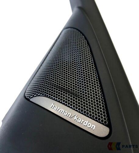 BMW neuf origine 3 F30 F31 Porte Avant Harman Kardon Speaker Tweeter COVER Gauche