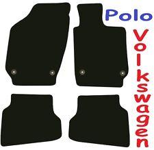 VW POLO SU MISURA tappetini AUTO ** qualità Deluxe ** 2015 2014 2013 2012 2011 2010