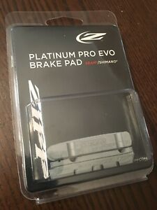Zipp Tangente Platinum Pro Evo Brake Pads SRAM//Shimano for Carbon Rims New