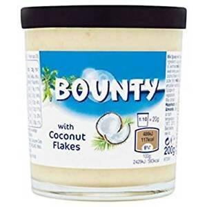 2x-Bounty-CHOCOLATE-Spread-con-Coco-copos-200g