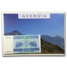 1993-1994 Georgia 25-30000 Laris Banknote Set Unc - SKU #45444