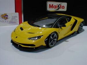 Maisto-Exclusive-38136-Lamborghini-Centenario-LP-770-4-Baujahr-2016-gelb-1-18