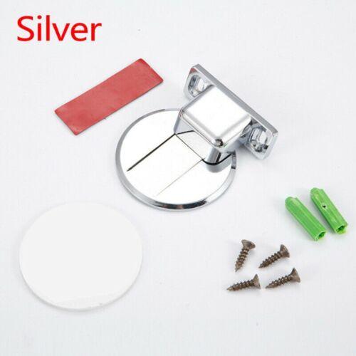 Stainless Steel Türstopper Türfeststeller Anti-Collision Magnetic Türhalter DE