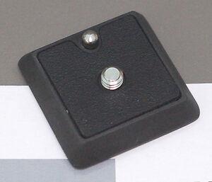 Cullmann-Kamera-Stativ-Schnellkupplungsplatte-1-4-Zoll-klein-NEU