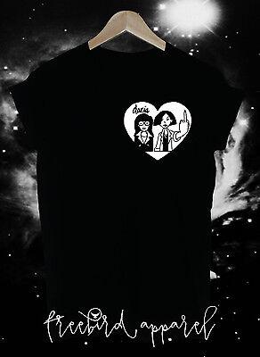 Daria and Jane 90s grunge - Illustration unisex tshirt S/M/L/XL