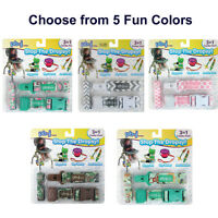 Pbnj - Stop The Dropsy Combo Pack (sipppypal, Paci Holder, Toy Saver)