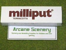 Milliput Terracota estándar Masilla, Relleno Modelo Herramientas