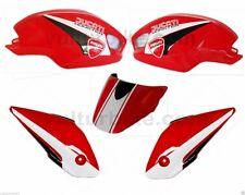 Aufklebersatz weiss schwarz für Ducati Monster 696 796 1100