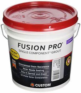 Fusion-221333-FP1651-2T-1G-Delorean-Gray-Fusion-Pro-Single-Component-Grout