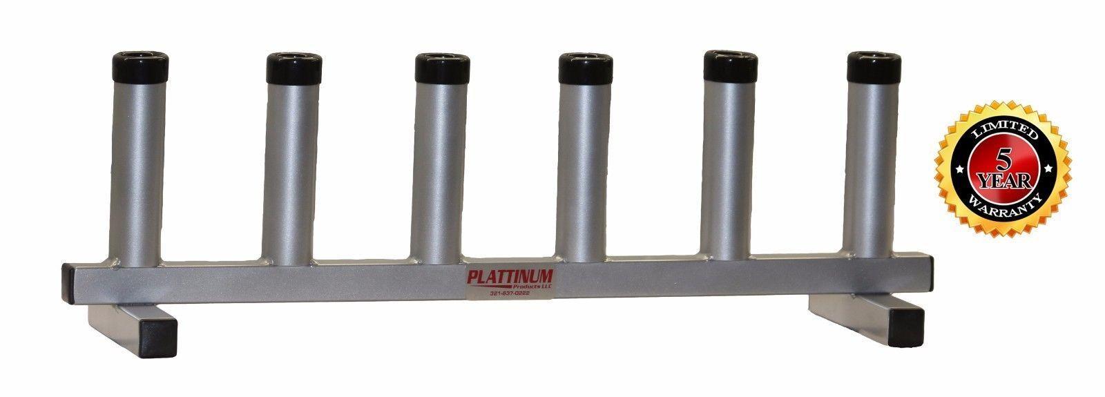 Plattinum,  Fishing Rod Holder Fishing Pole Holder All Aluminum Floor Stand  best reputation