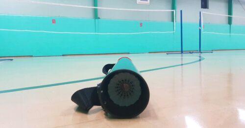 Badminton Training-Coaching-Rouge NOUVEAU Badzuka Multi Volant Feeding Tool
