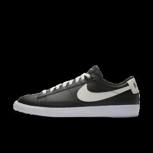 Nike uomini lthr skateboard scarpe neri di pelle blazer basso aj9515-001 us7-11 04