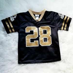 Details about New Orleans Saints Jersey Ingram #28 Youth Medium PREOWNED GOOD CONDITION