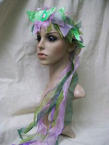 Disney Fairy Enchantress Headband Tiara Crown Tink Mother Nature Forest Garden