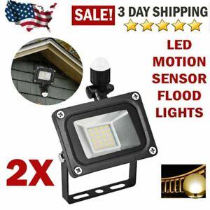 Food-Lights-Outdoor-Motion-Sensor-Spotlight-Waterproof-Yard-Patio-Security-Lamp