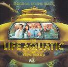 The Life Aquatic With Steve Zissou by Original Soundtrack (CD, Dec-2004, Hollywood)