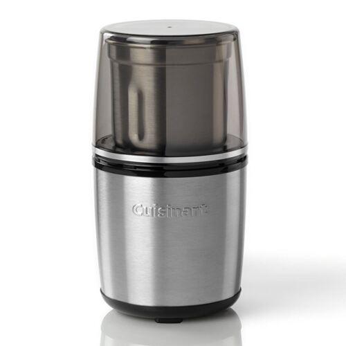 Cuisinart SG20U Electric Stainless Steel Spice /& Nut Grinder Dishwasher Safe