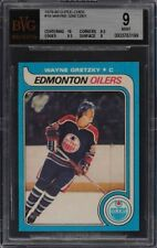 79/80 OPC #18 WAYNE GRETZKY ROOKIE CARD BGS 9,Possible PSA10?