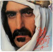 Frank Zappa Sheik Yerbouti SZR-2-1501 Zappa Records Stereo Double LP Set