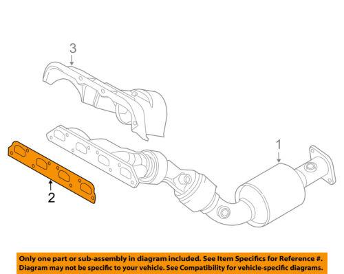MINI OEM 02-06 Cooper Exhaust-Manifold Gasket 11621174968