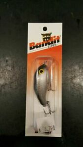 Dr232 Bandit Series 200 Crankbait Chrome//blue Fishing Lure for sale online