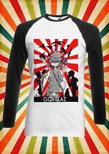 Gorillaz Band Hip Hop Rock Music Men Women Vest Tank Top Unisex T Shirt 1882