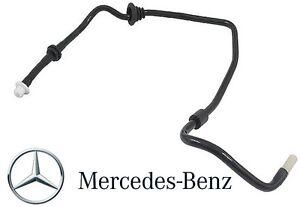 Mercedes w210 e320 e430 power brake booster line genuine for Brake lining wear mercedes benz e320