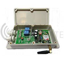 GSM GATE OPENER - 12V - UK MANUFATURED BY GSM ACTIVATE