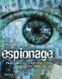 ESPIONAGE-Fascinating-Stories-Of-Spies-And-Spying-By-David-Owen-FREE-EXPRESS