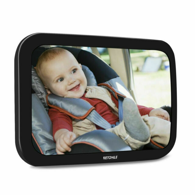Baby`Car Seat Rear View Mirror Facing Back Infant Kids Child Toddler Ward Safea!