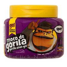 Moco de Gorila Hair Styling Gel (Gorilla Snot Gel) Sport Energizer 9.52 oz(270g)
