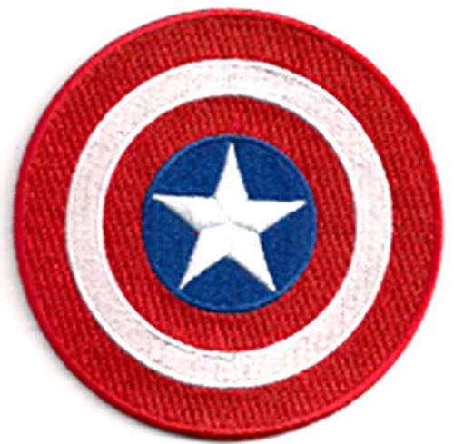 Capitán América escudo-Uniform Patch Patch-Movie