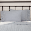 SAWYER-MILL-BLUE-TICKING-STRIPE-Pillow-Case-Set-Farmhouse-Bedding-VHC-Brands thumbnail 1