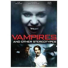 Vampires and Other Stereotypes (DVD, 2013) Fia Perera, Rick Poli