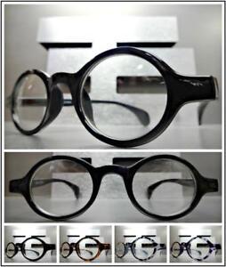 9c29b13e80 Men or Women CLASSIC VINTAGE RETRO Style Clear Lens EYE GLASSES ...