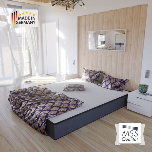 MSS ® Matelas Divido 3d cube coupe XXL 7-Zones BOXSPRING-hauteur sol agent dormant